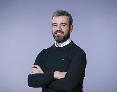 Santiago Miguélez. director carrera Digital Content