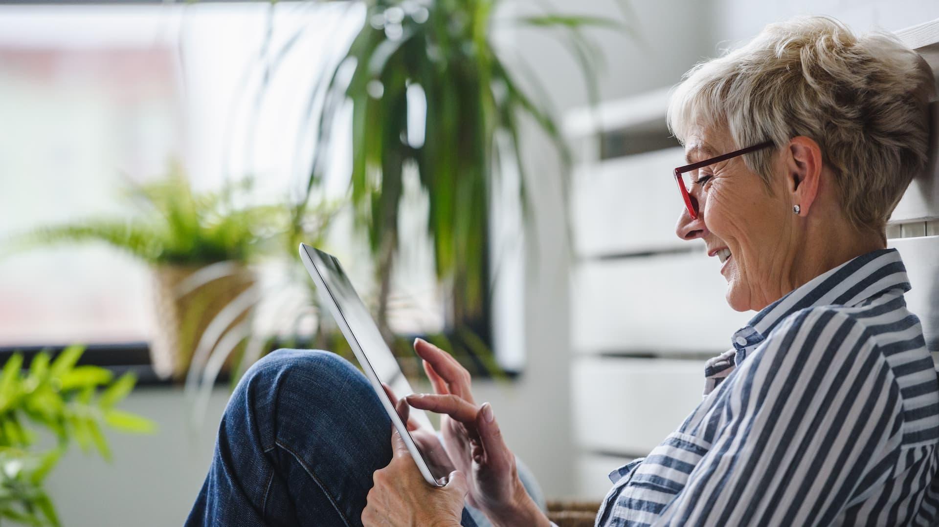 Competencias digitales en mayores de 50