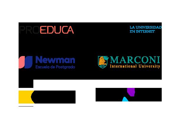 Logos grupo Proinnova