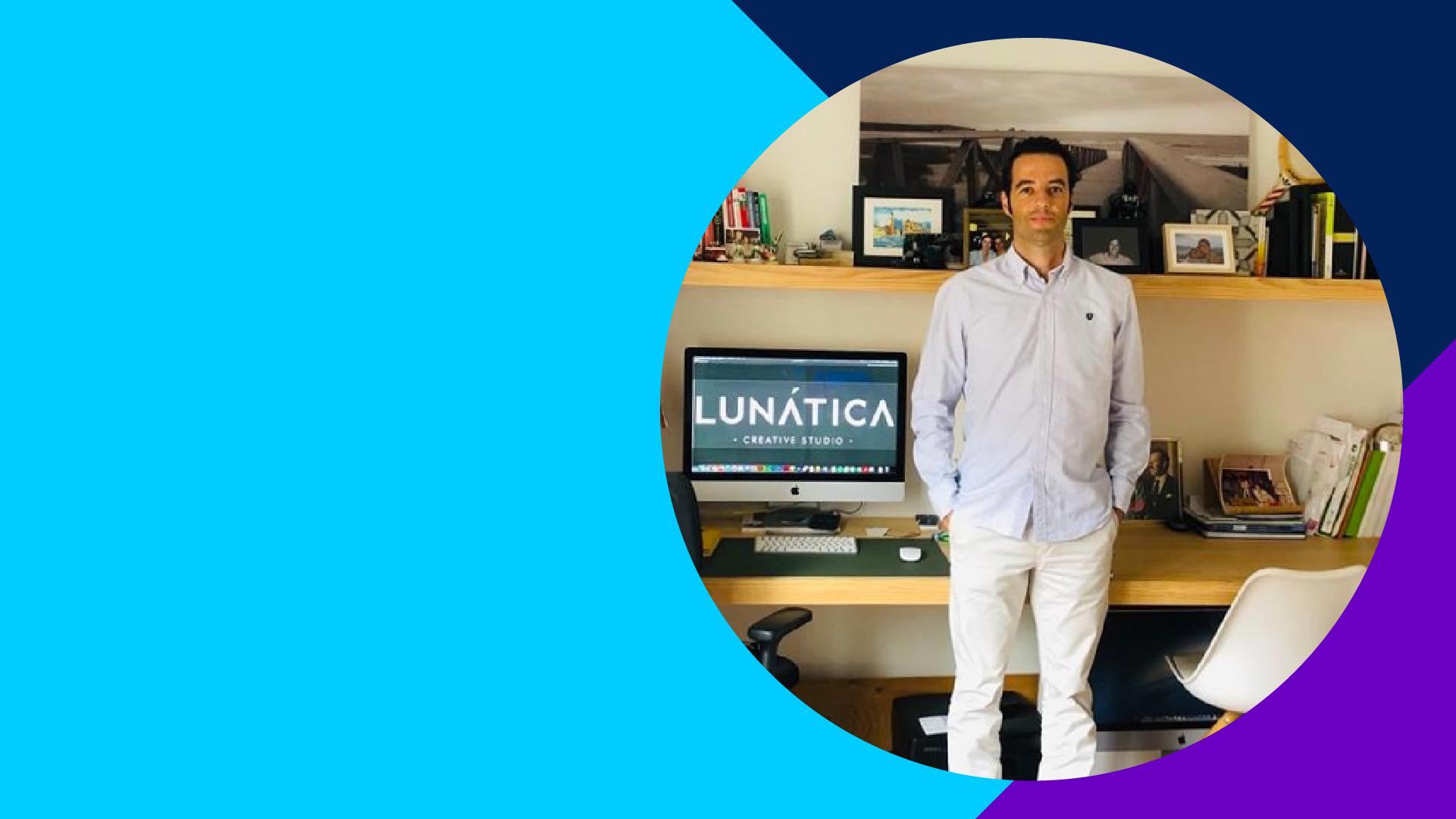 Nacho García Luna - CEO Lunática