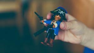 Funnel pirata
