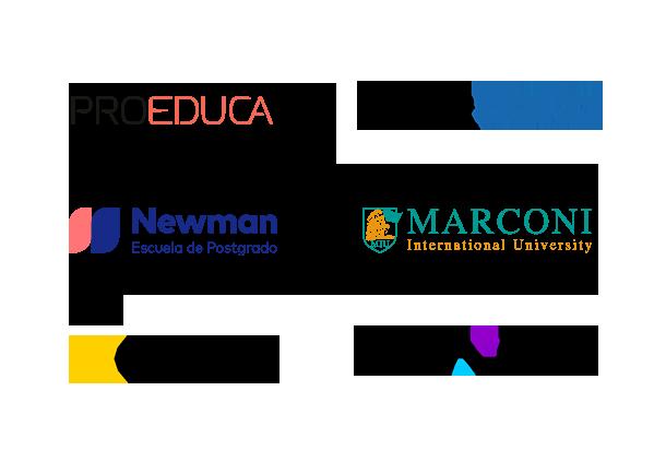 Logos del grupo PROEDUCA