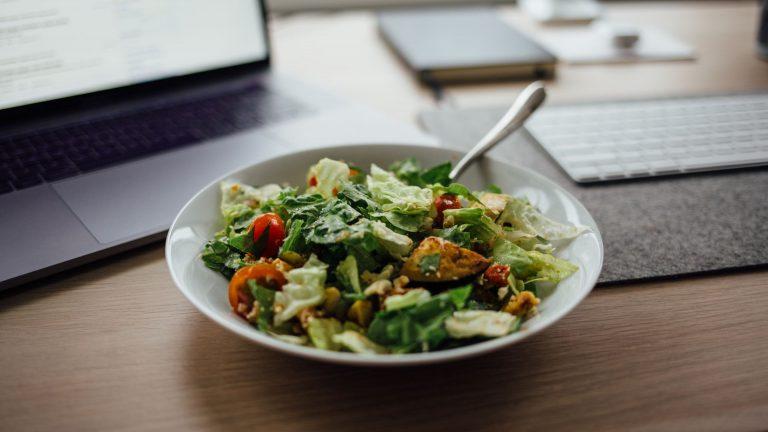 Comer sano en el trabajo