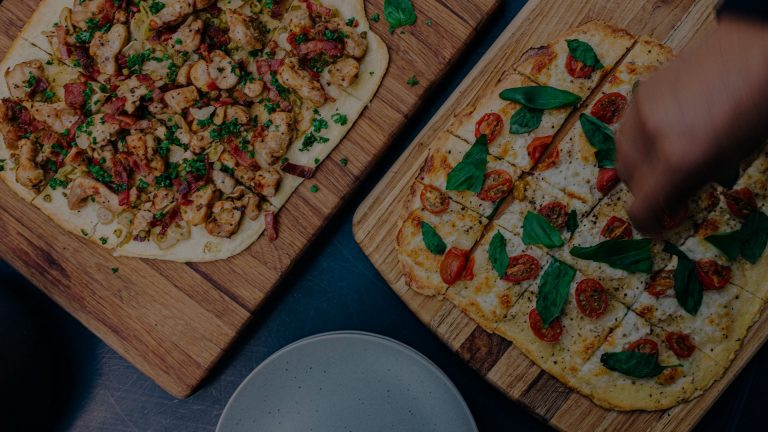 regla de las dos pizzas