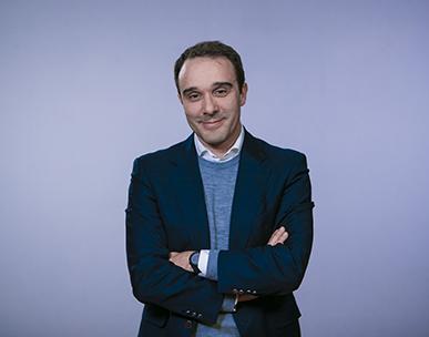 Roberto Rodríguez, director de Gestión Digital del Talento