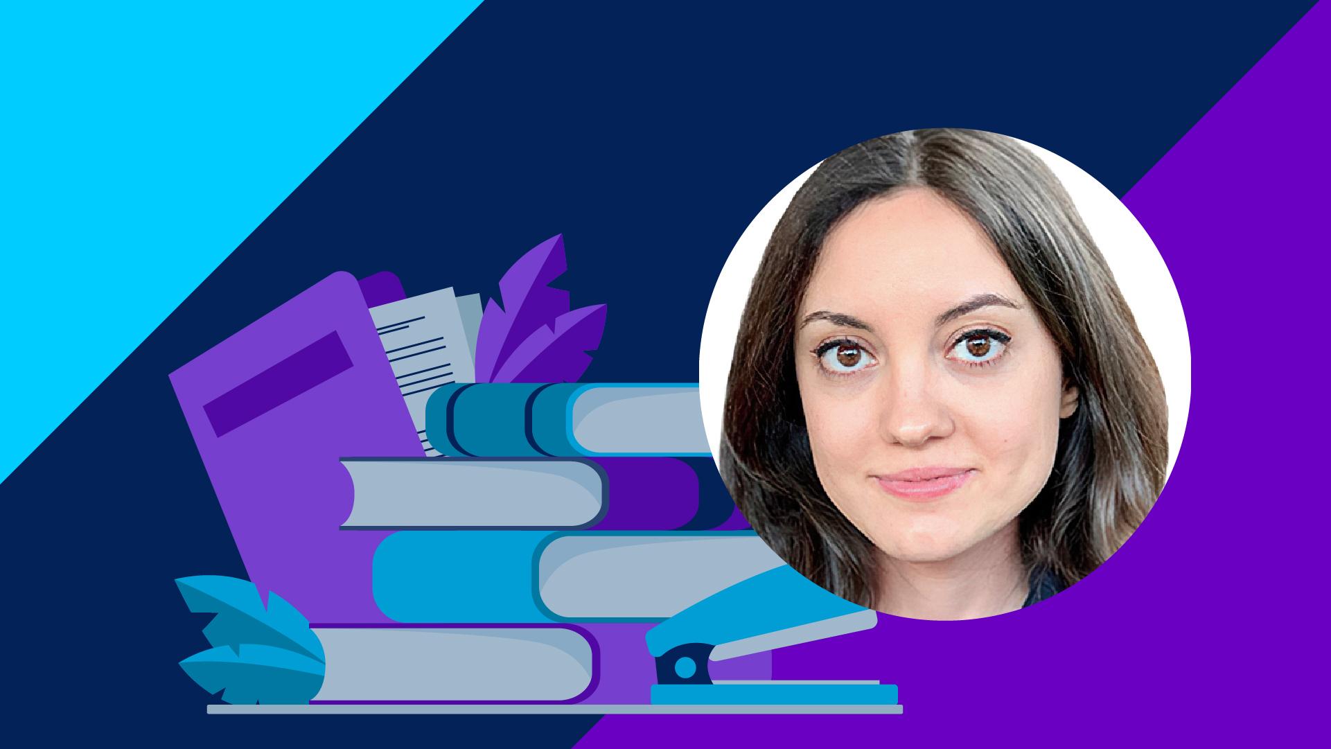 Laura Tiñana, alumna en Edix