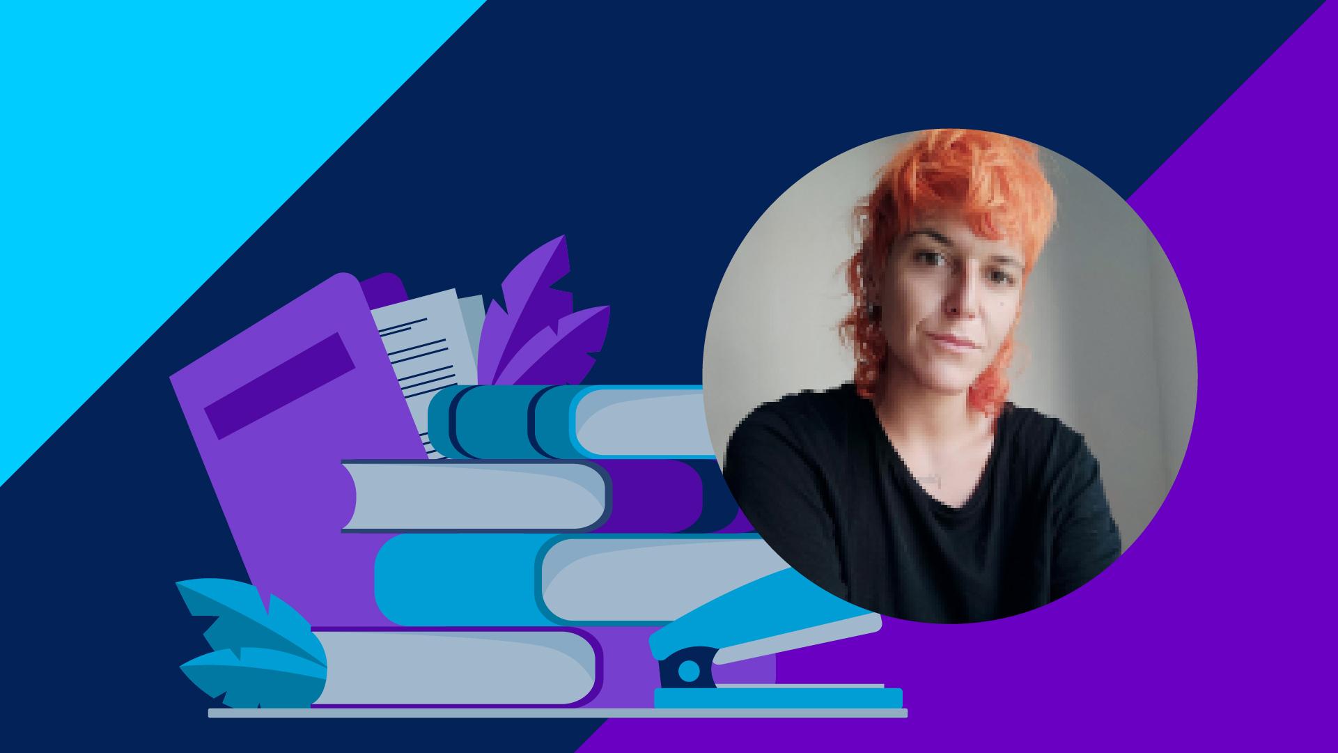 Alegria Olmeda - Alumna Digital Content